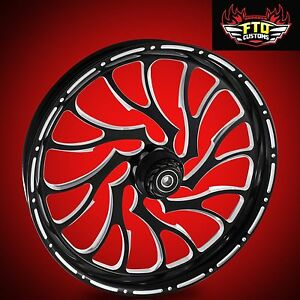 Details about Hayabusa, GSXR, 360mm Wide Tire Wheel set
