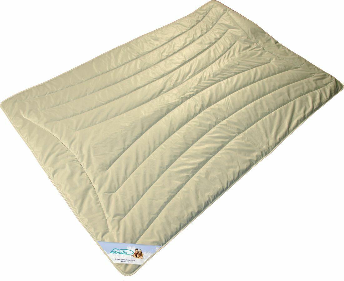 Bettdecke Modicana - Leichte Sommer Decke mit 100% Kamelhaar Füllung