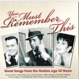 Various-Artists-You-Must-Remember-This-Great-Songs-From-the-Gold-CD-2006