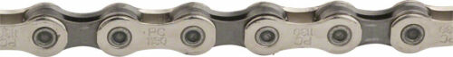 SRAM PC-1130 Chain 120 Links Chains Silver//Gray 11-Speed PC-1130 Chain