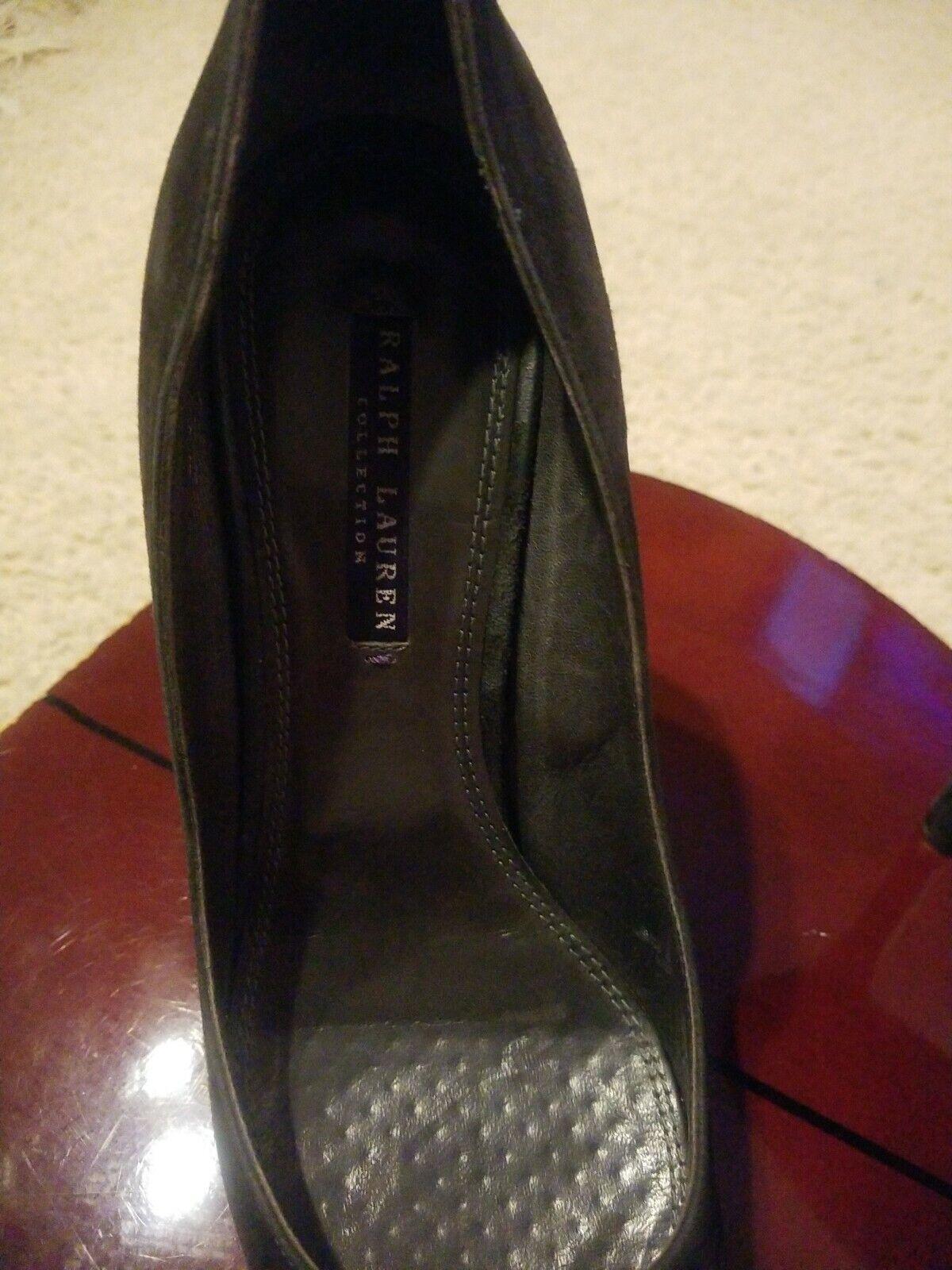 a80a0367da Ralph Lauren Brown Suede Pumps Size 10 ijqwst1749-Women's Heels ...