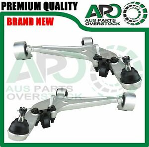 Front-Lower-Left-amp-Right-Control-Arm-NEW-for-NISSAN-Xtrail-X-Trail-T30-2001-2007