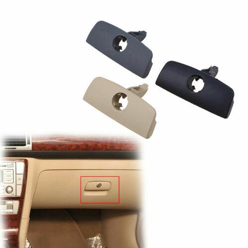 Inner Glove Box Lid Handle Cover Locking Hole Latch Beige for VW Passat B5 97-05