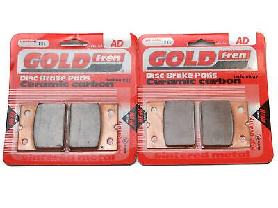 Laverda 1000 RGS 1983 Full Set Sintered Brake Pads