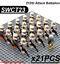 21-22-Pcs-Minifigure-Star-Wars-Clone-Trooper-Captain-Rex-Palpatine-Army-Lego-MOC thumbnail 9