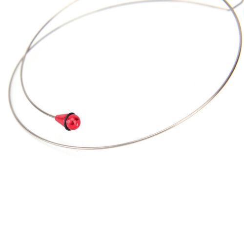 Porte-lunettes loupe fil d/'argent rond outil de réparation d/'horloger de moOP