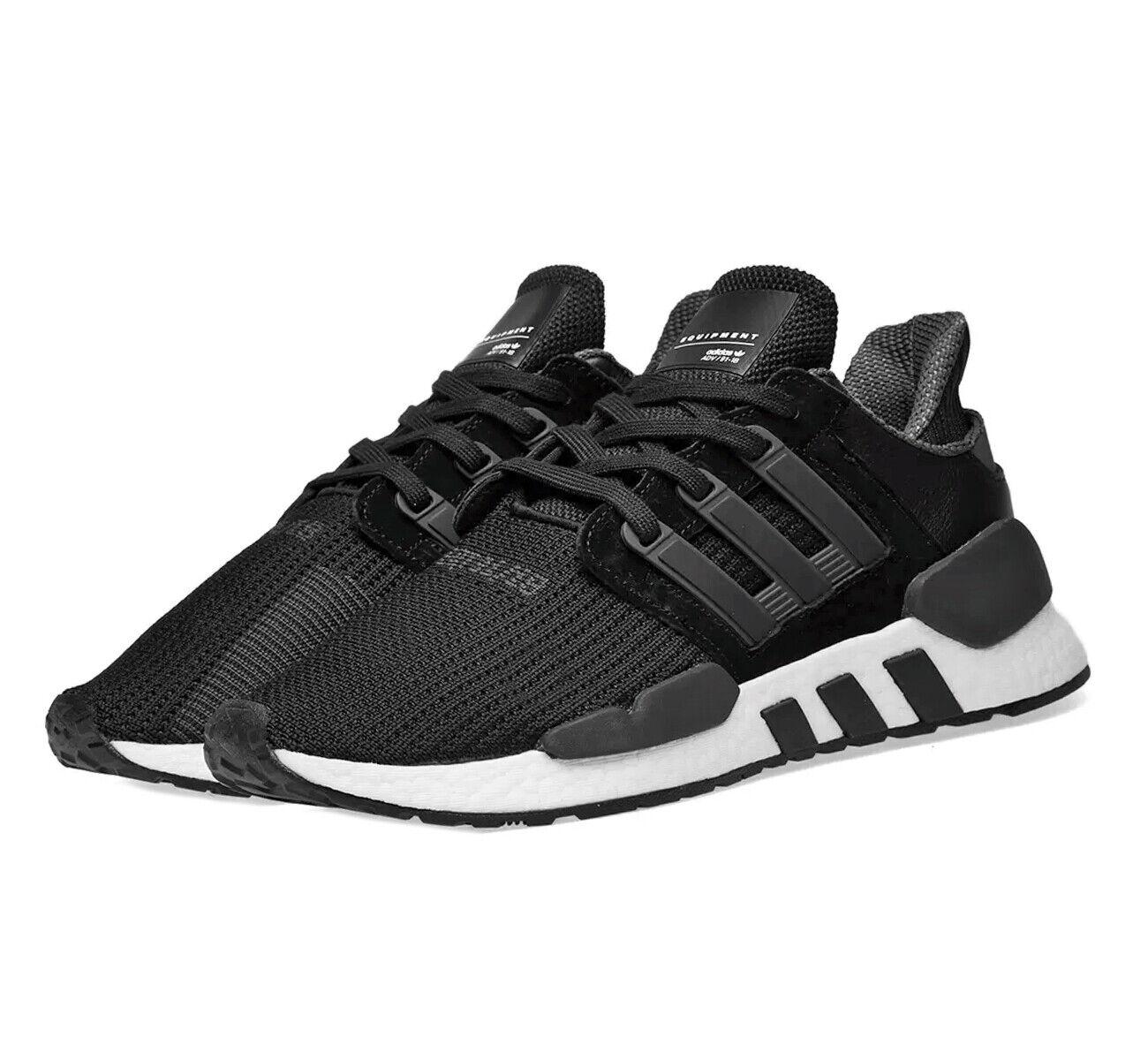 Adidas Eqt Support 91 18 negro B37520 Zapatillas de Deporte Zapatos Hombre