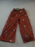 Life Is Good Boy's Lounge Pants Small Toddler 2t/3t Xxs Polyester Lounge Pants
