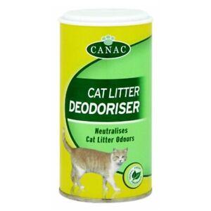 Capable Canac Cat Litter Deodoriser-afficher Le Titre D'origine Un RemèDe Souverain Indispensable Pour La Maison