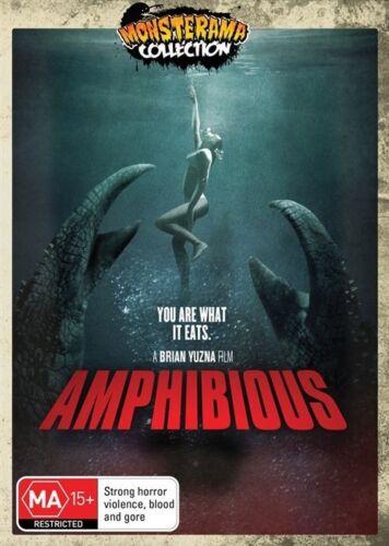 1 of 1 - Amphibious (DVD, 2013)