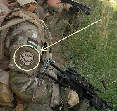 KANDAHAR WHACKER© KILLER ELITE NATO ISAF JSOC SAS JTF2 SP OPS SSI: ISAF INSIGNIA