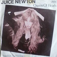 """7"""" 1981 NL-PRESS! JUICE NEWTON Queen Of Hearts /MINT-?"""