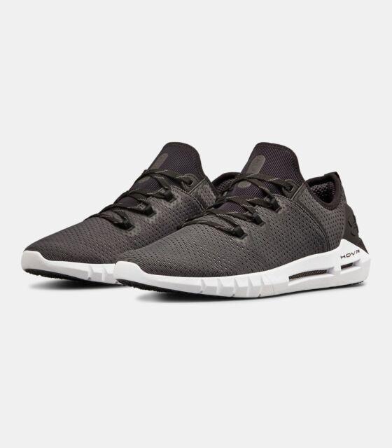 1ec2a78046 Under Armour Mens UA HOVR SLK Running Shoes Mens Shoes Black/White Running  Shoes