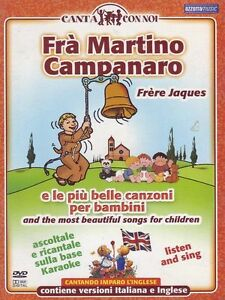 DVD-Fra-039-Martino-Campanaro-DVD-AZZURRA-ITALIANO-INGLESE-NUOVO-SIGILLATO