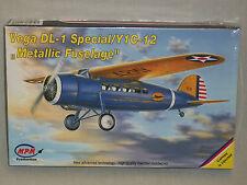 "MPM 1/72 Scale Vega DL-1 Special/Y1C-12 ""Metallic Fuselage"" - Factory Sealed"