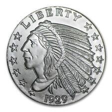 1 Unze Silber Indianer - Incuse Indian 999,99