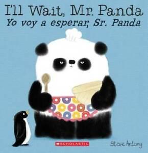 I'll Wait, Mr. Panda / Yo voy a esperar, Sr. Panda (Spanish Edition) - GOOD