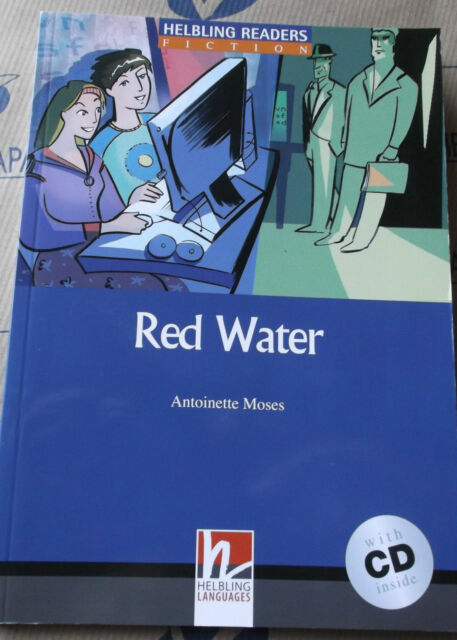 RED WATER con Cd LEVEL 5 - ANTOINETTE MOSES - HELBLING READERS