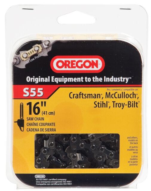 AdvanceCut Stihl; S55 16/'/' Chainsaw Chain For McCulloch