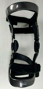 Townsend-Premier-Reliever-OA-Knee-Brace-Left-Medial-Adjustable-Brace-Sz-M-Bowed