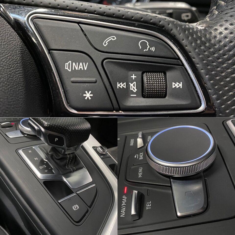 Audi A4 2,0 TDi 190 Sport Avant S-tr. Diesel aut.