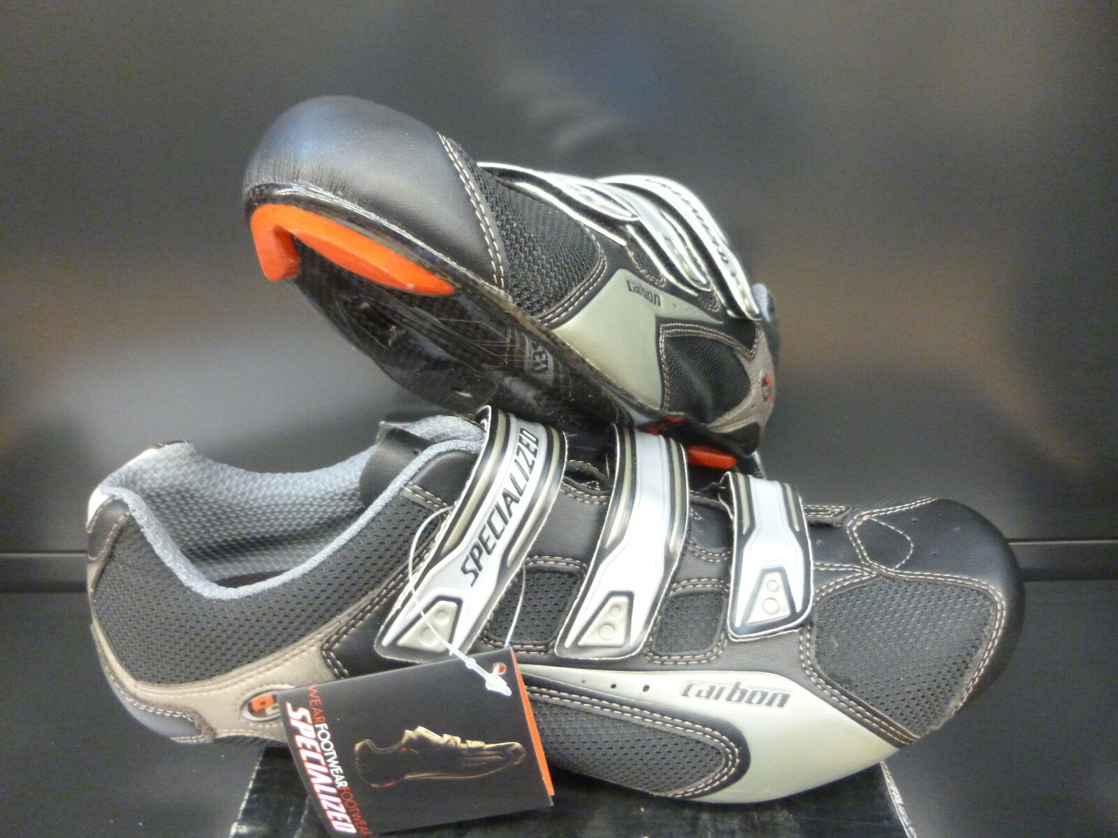 SPECIALIZED COMP CARB ROAD scarpe Dimensione 37