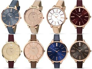 Sekonda-Editions-Leather-Strap-Ladies-Watch-As-Seen-On-Tv-and-More