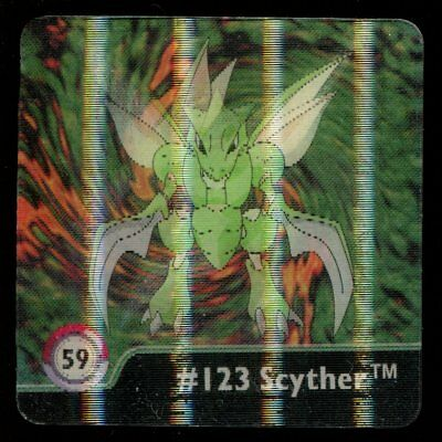 FLIPZ SERIE ONE 3D N° 77 #145 ZAPDOS POKEMON