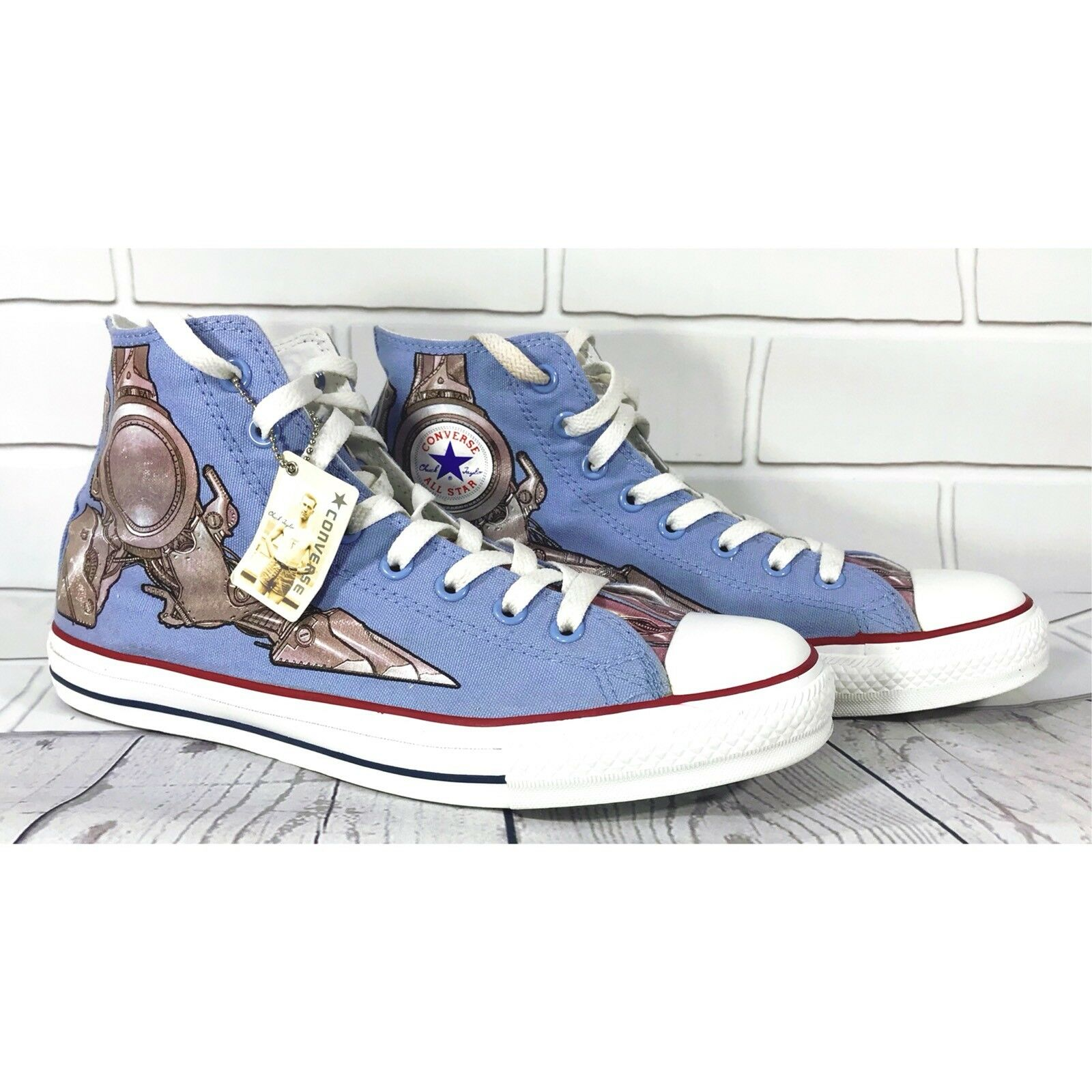 Converse Special Edition N8 Van Dyke VanDyke Robot Product Democracy hommes Taille 10