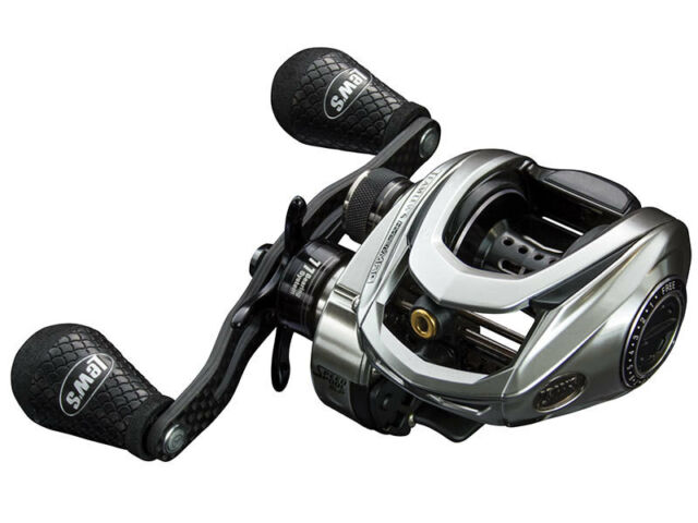 Lew/'s Super Duty Wide SDW2XH 8.0:1 Right Hand Baitcast Fishing Reel