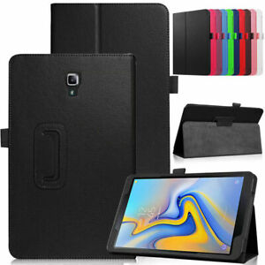 Leather-Tablet-Stand-Flip-Cover-Case-For-Samsung-Galaxy-Tab-A-10-5-034-T590-T595