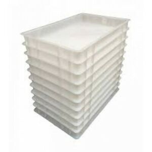 10 Pack Pasta Drying Trays (plastic/stackable)
