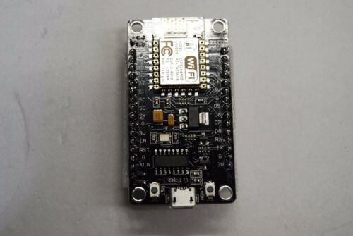 NEW Deauther V1.6 Ready TO GO WIFI NodeMCU Lua ESP8266 ESP-12E CH340G Flashed