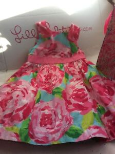 Lilly Pulitzer Hotty Pink First