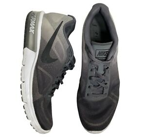 Nike-Air-Max-Sequent-Athletic-Running-Jogging-Men-Size-7-5-Gray-Black-719912-007