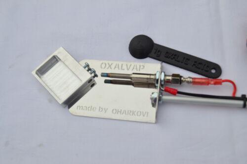 OXALVAP 3g CNC Oxalsäure Pfannen Verdampfer 12V Varroabehandlung