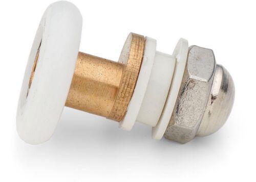 Duschtüren Rollen//Läufer//Räder 19mm,23mm,25mm,27mm Raddurchmesser K041