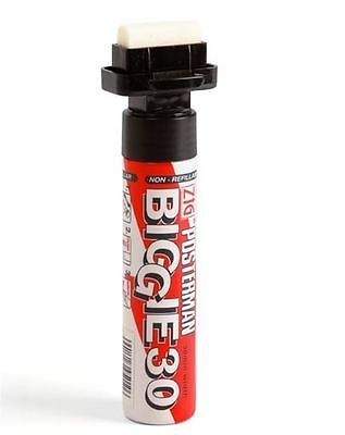 ZIG POSTERMAN BIGGIE - 30MM WIDE NIB - WATERPROOF GRAFFITI MARKER