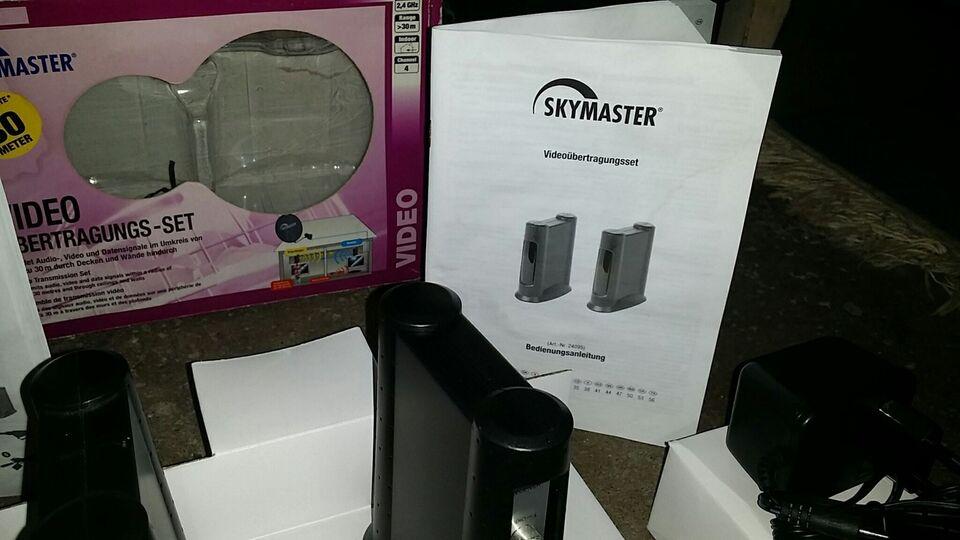 Dvd/video-afspiller, Andet mærke, Skymaster