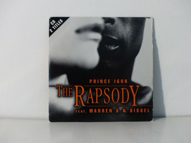 CD SINGLE THE RAPSODY feat WARREN G ET SISSEL Prince Igor 731457496220