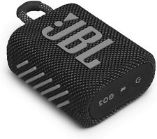 JBL GO 3 Portable Waterproof Bluetooth Speaker - Certified Refurbished!