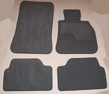 BMW E39 5 SERIES 1996-2003 520 525 518 M SERIES QUALITY  GREY CAR MATS