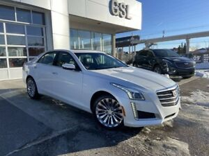 2016 Cadillac CTS Luxury AWD