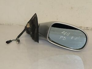 ALFA-ROMEO-166-2000-LHD-FRONT-RIGHT-ELECTRIC-WING-MIRROR-POWER-FOLDING-SILVER
