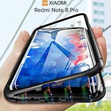 Coque Pour Xiaomi Redmi Note 8 Pro Original Magnetica 360 Double Verre Trempé