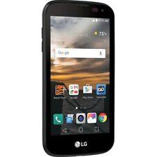 LG K3 LS450 - 8GB - Black (Unlocked) Smartphone