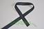 25 mm Gurtband mit 3 Streifen beidseitig Reflektierend mit Reflex-Streifen