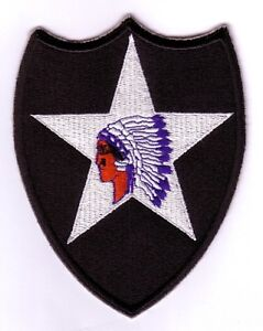 WWII-2nd-INF-DIVISION-Reproduction