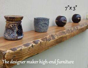 Rustic-Floating-shelf-wood-reclaimed-distressed-mantle-mantel-timber-beam-sale
