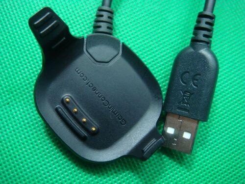 Original Garmin Power Charging and Data Docking Clip Cradle for Forerunner 10 15